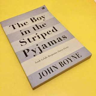 The Boy in the Striped Pyjamas, John Boyne