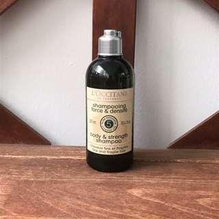 Loccitane Body and Strength Shampoo 300ml