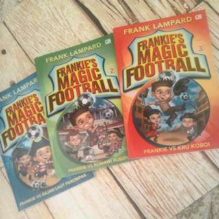 Frankie's Magic Football (Frank Lampard)  - 3 Buku