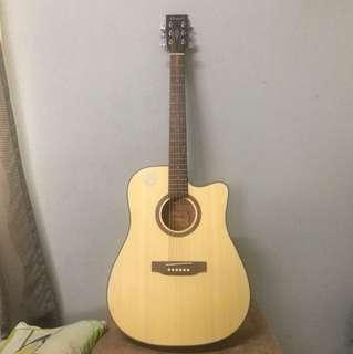 Osten Acoustic Guitar