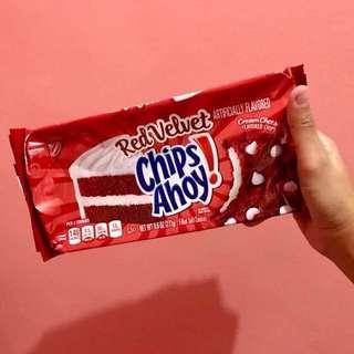 Chips Ahoy Red Velvet