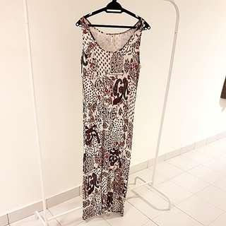 Kitschen Brand Long Dress
