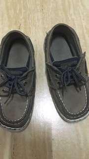 Sperry Top-sider suede gray