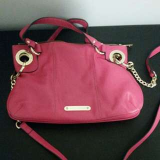 JUICY couture pink purse