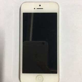 #告別舊蘋果 iPhone 5 32g