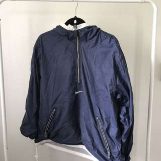 Reversible vintage Nike windbreaker