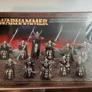 Warhammer Age of Sigmar Executioners / Blackguard