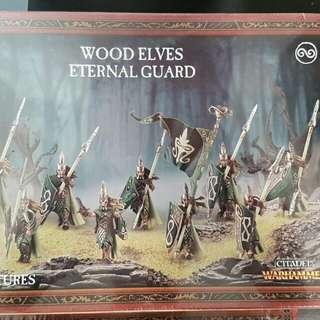 Warhammer Age of Sigmar Wildwood Rangers / Eternal Guard