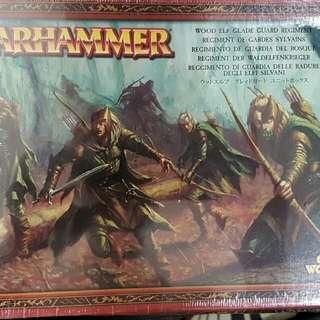 Warhammer Age of Sigmar Glade Guard