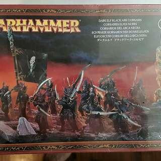 Warhammer Age of Sigmar Corsairs