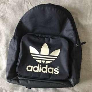 Adidas original*三葉草後背包