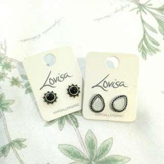 Lovisa Earrings (2 pairs)