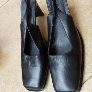 Black High heels Prima Classe