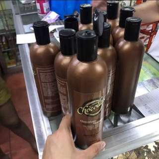 500ML CHOCOLATE KERATIN CONDITIONER AND SHAMPOO