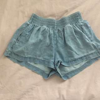 Rag&Bone Denim Shorts Size XXS