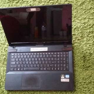Gaming Laptop Lenovo Ideapad Y500