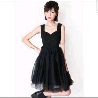 BNWT AFA PROM NIGHT TULLE Size S