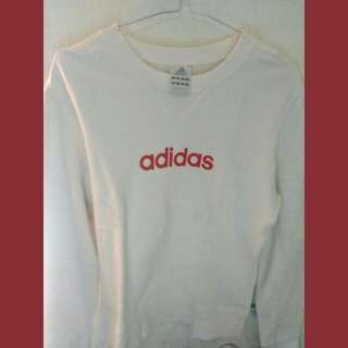 Sweater Adidas White Size Fit to M