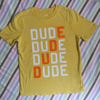 Old Navy Dude Shirt 5T/5A