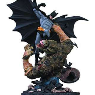 DC Collectibles Batman vs Killer Croc Diorama