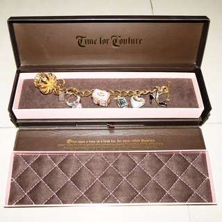 Juicy Couture Charmed Crown Watch