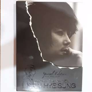 Shin HyeSung 2nd album - The Beginning, New Days (Special Edition)