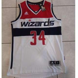 🚚 Paul Pierce NBA Jersey Adidas Brand New Basketball 球衣