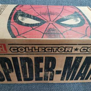 Marvel Collector Corps Spider-Man