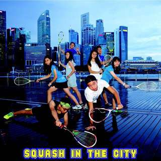 Squash Lessons For Beginners To Advance Level!