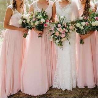 Size 12 Morri Lee Bridesmaid dress