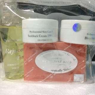 Dr alvin rejuvenating old packaging