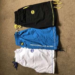 Henleys Swim Shorts