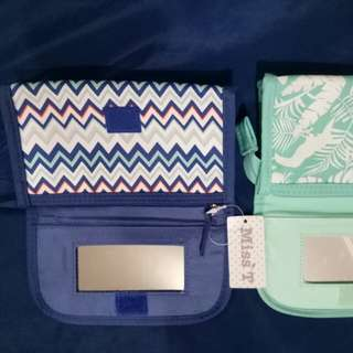 Miss T make up pouch