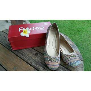 Flat Shoes Fladeo