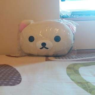 鬆弛熊Rilakkuma咕Cushion