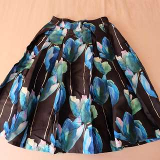 Apt 8 Clothing Spring Fling A line Skirt
