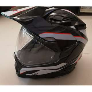 Nexx XD1 Adventure Motorcycle Helmet for sale