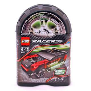 Lego Racers 8150 Glow in the dark
