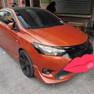 Toyota Vios 2015 AT