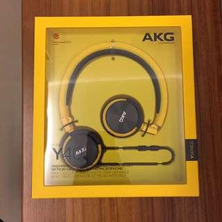 AKG Y40頭戴式折疊耳機