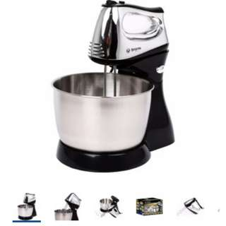 Bayers 250W Detachable Stand Mixer SM-20