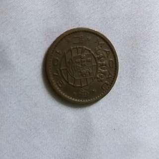 1975年浦幣1毫