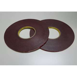 3M Adhesive Silicone Double Sided Tape Car