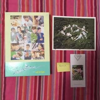 SVT L&L Album All Signed (BID)