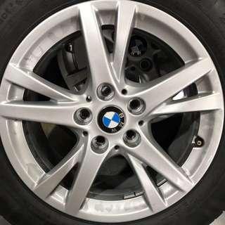 Like New Original BMW 16 Inch Rims (4 for $200)