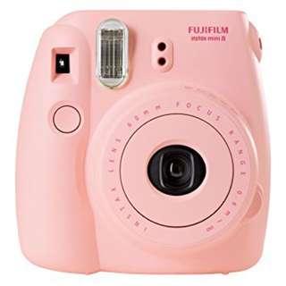 Instax Mini 8 Fujifilm - Pink