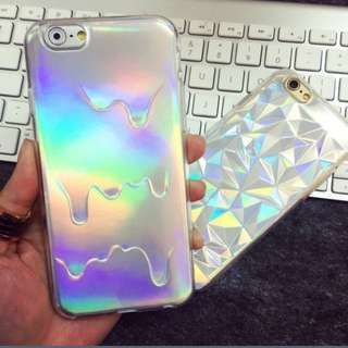 🍁Holographic Phone Cases