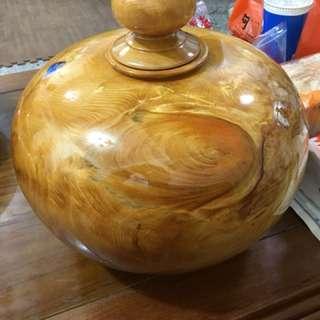 檜木(檸檬味道)聚寶盆