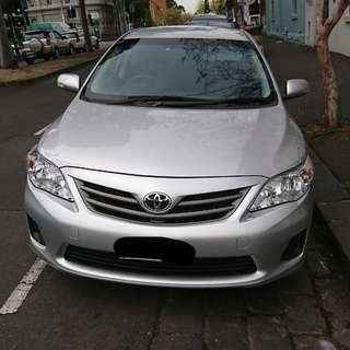 2013 Toyota cheap urgent sell !