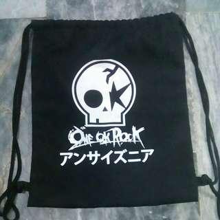 One Ok Rock String bag